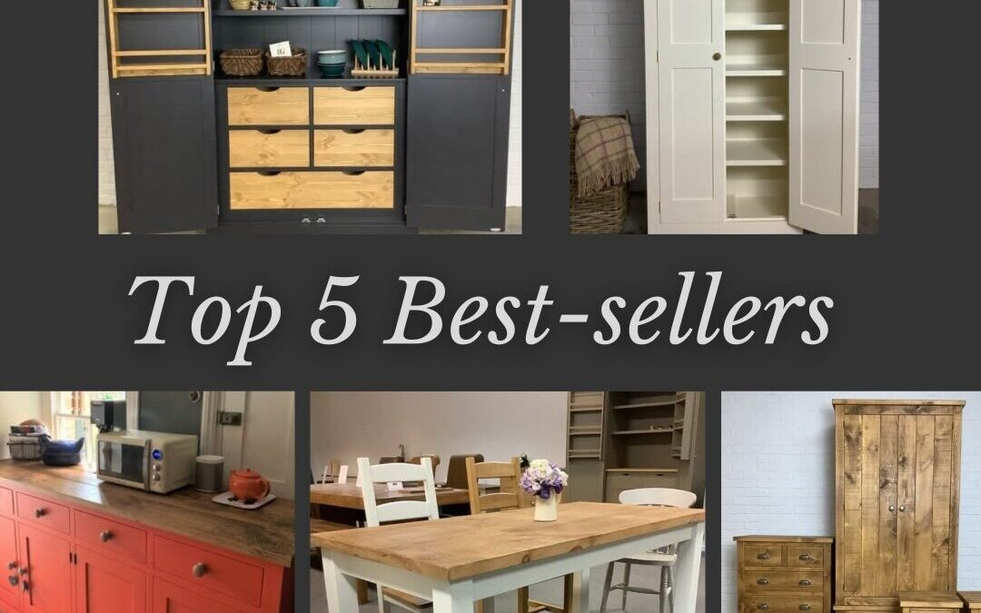 Our Top 5 Best-sellers